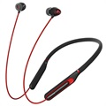 1MORE Spearhead VR Bluetooth Gaming Earphones - Red / Black