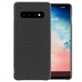 3Sixt Aramid Samsung Galaxy S10 Case - Black