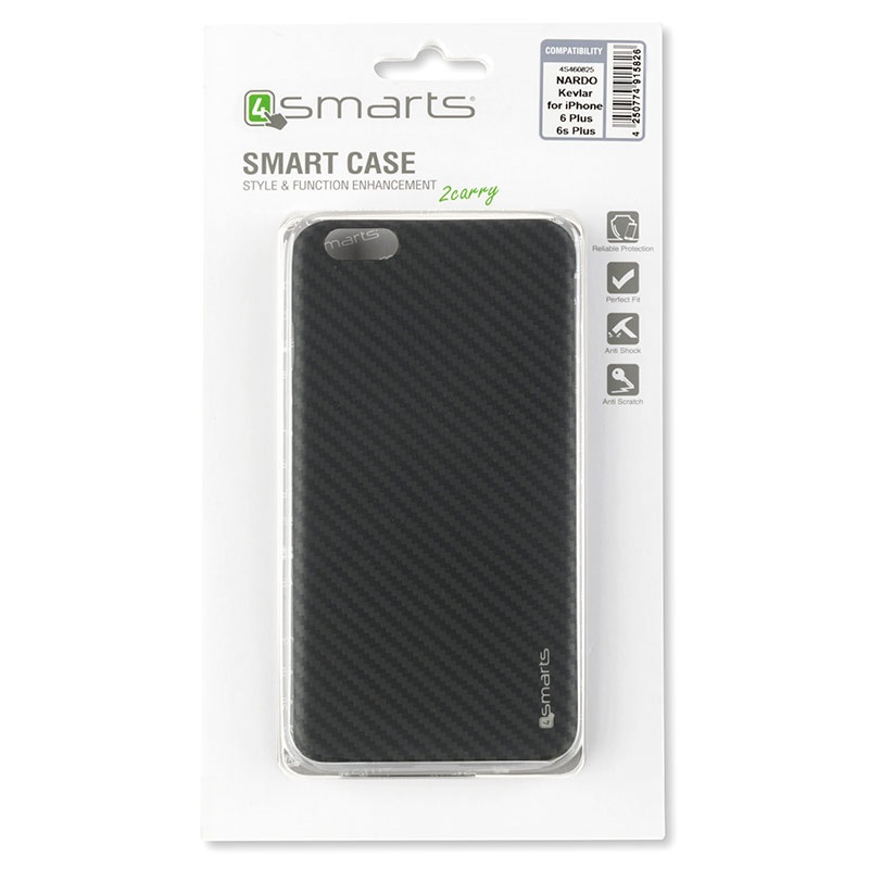 carcasa iphone 6s fibra de carbono