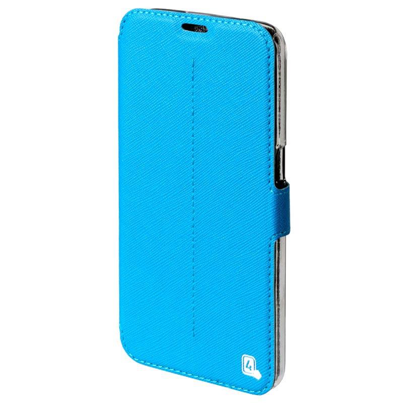 62d0b9a7cd1 Funda con Tapa 4smarts Supremo Book para Samsung Galaxy S7 - Azul