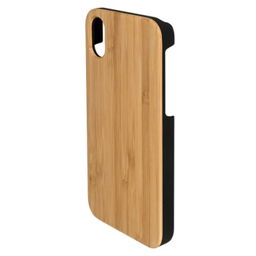 Carcasa 4smarts Trendline Wood Clip-On para iPhone X