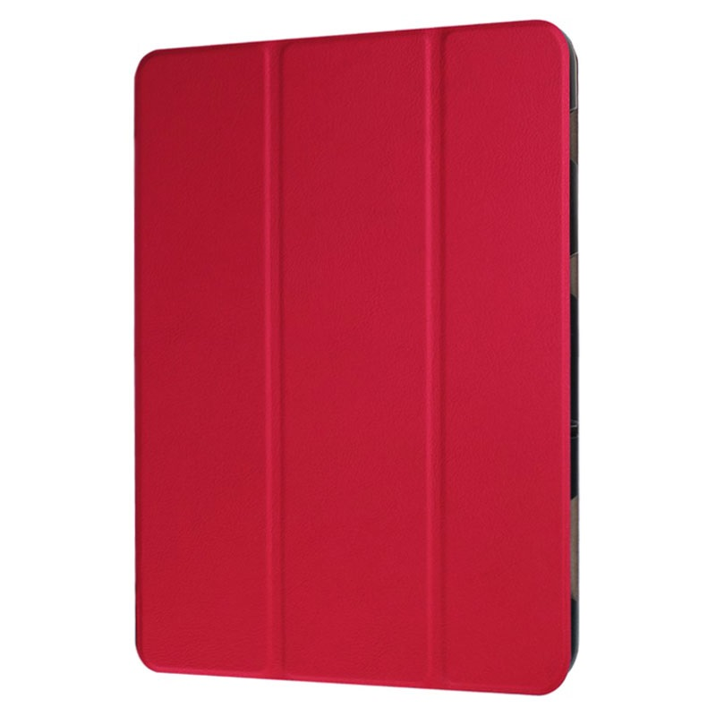 Funda de Tres Pliegues para Acer Iconia One 10 B3-A10 - Rojo