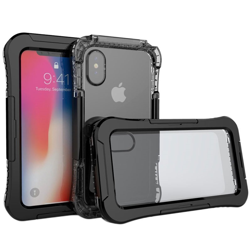 carcasa waterproof iphone x