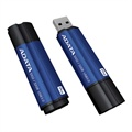 Memoria USB Adata AS102P-32G-RBL Superior Series S102 Pro - 32GB - Azul