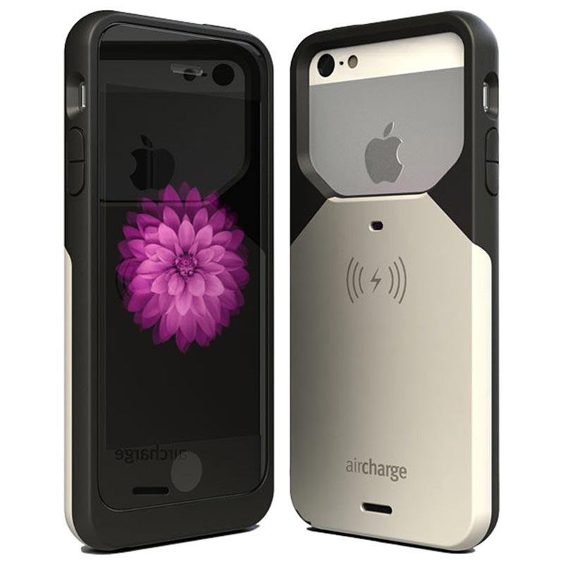 carcasa iphone qi