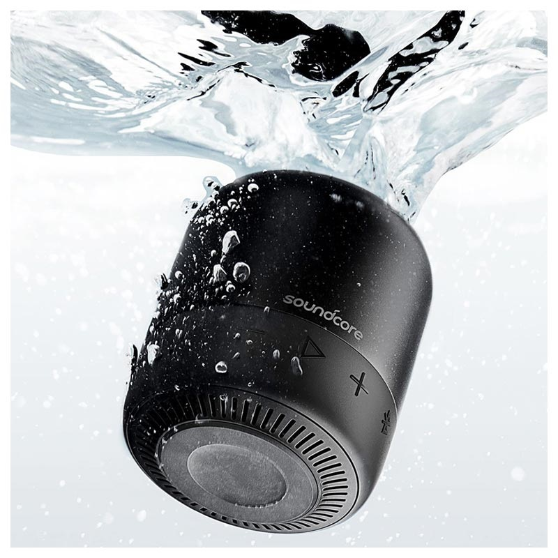 Anker SoundCore Mini 2 Portable Bluetooth Speaker - 6W - Black