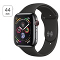 Apple Watch Series 4 LTE MTX22FD/A - Acero Inoxidable, Correa Deportiva, 44mm, 16GB
