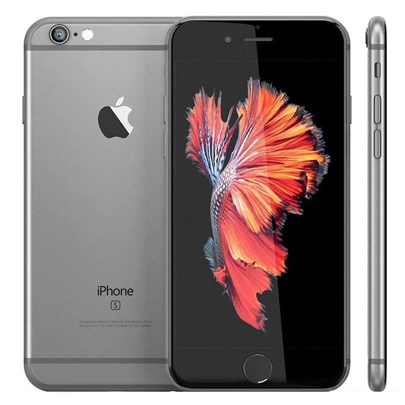 Iphone 6s Plus 128gb Gris Espacial