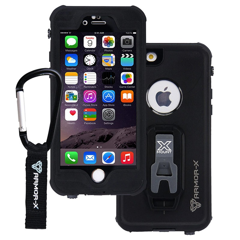 carcasa estanca iphone 6