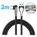 Cable USB 3.1 Tipo-C Baseus MVP Mobile Game - 2m