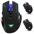 CombatWing W100 Wireless Gaming Mouse with LED - Black