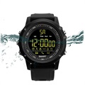 Smartwatch Sport Impermeable Bluetooth 4.0 EX17 - Negro