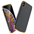 Electroplated iPhone XS Max Battery Case