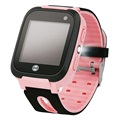 Forever Call Me KW-50 Smartwatch with LED Light - Pink