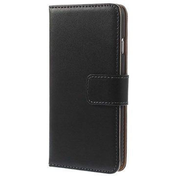 Funda de Cuero para iPhone 6 / 6S - Estilo Cartera
