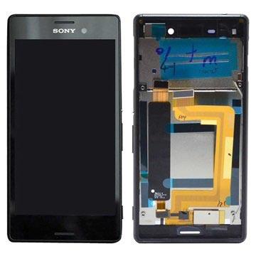 d1d7bb12db1 Carcasa Frontal & Pantalla LCD para Sony Xperia M4 Aqua Dual