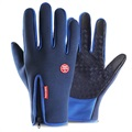 Guantes Táctiles Impermeable Golovejoy Winds Stopper - M