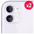 iPhone 11 Hat Prince Camera Lens Tempered Glass - 2 Pcs.