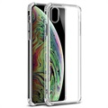 Carcasa de TPU Imak Drop-Proof para iPhone XS Max - Transparente