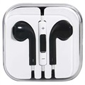 Auriculares Internos para iPhone, iPad, iPod - Negro