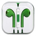 Auriculares Internos para iPhone, iPad, iPod - Verde