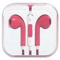 Auriculares Internos para iPhone, iPad, iPod - Rosa