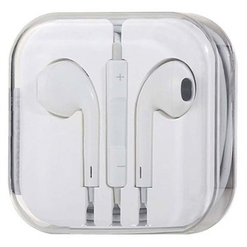 Auriculares Internos para iPhone, iPad, iPod - Blanco