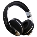 Auriculares Estéreo Bluetooth JKR 218B Foldable Over-Ear - Negro