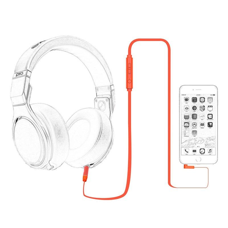cable auxiliar de audio jabees auc101 3 5mm    3 5mm