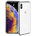 Carcasa Just Mobile Tenc para iPhone XS Max - Cristal Transparente
