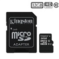 Tarjeta de Memoria MicroSDHC Kingston Canvas Select SDCS/32GB - 32GB