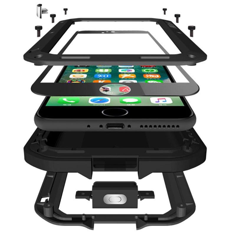 carcasa resistente iphone 8