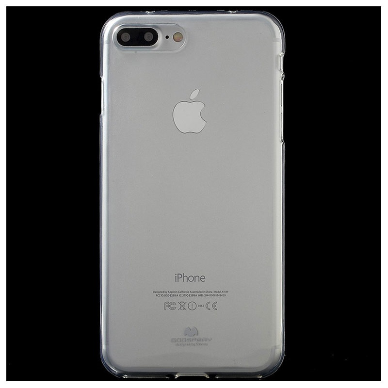 iphone 7 plus carcasa transparente