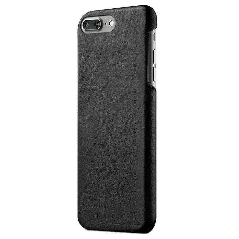 2cca8e03c3f Carcasa de Cuero Mujjo para iPhone 7 Plus / iPhone 8 Plus