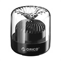 Altavoz Bluetooth Mini Orico BS6 - Transparente / Negro