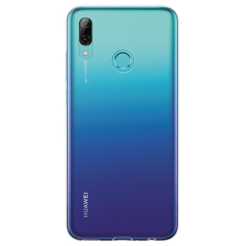Rústico Locura Metro  Carcasa de Silicona para Huawei P Smart (2019) 51992894 - Transparente