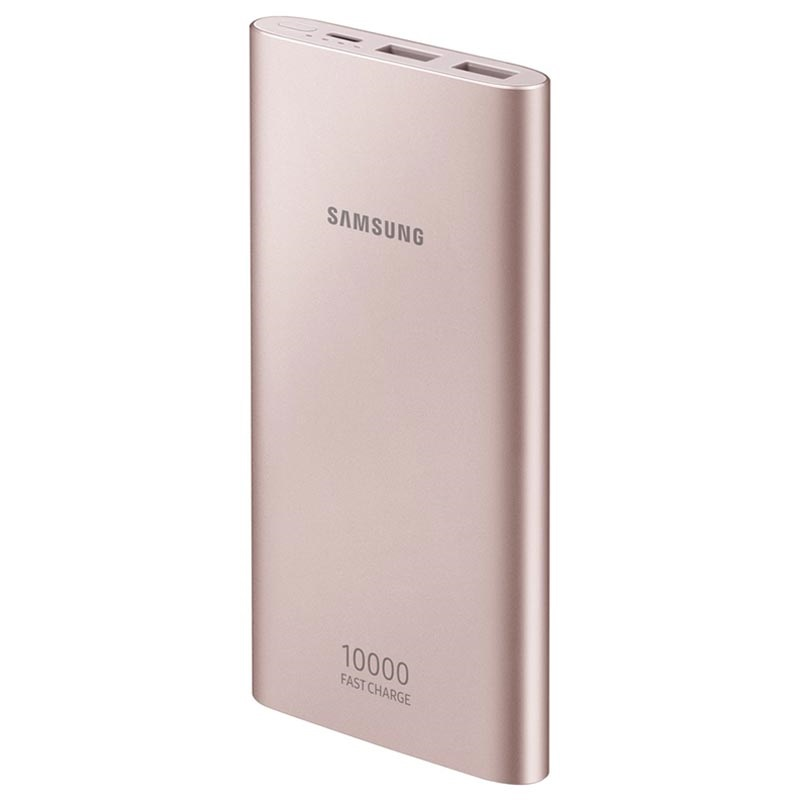 Batería Externa Samsung Eb-P1100CPEGWW Fast Charge - 10000mah - Rosa