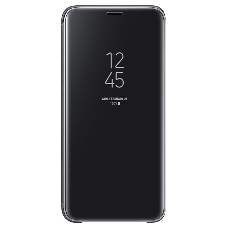 Funda Clear View Cover EF-ZG960CBEGWW para Samsung Galaxy S9