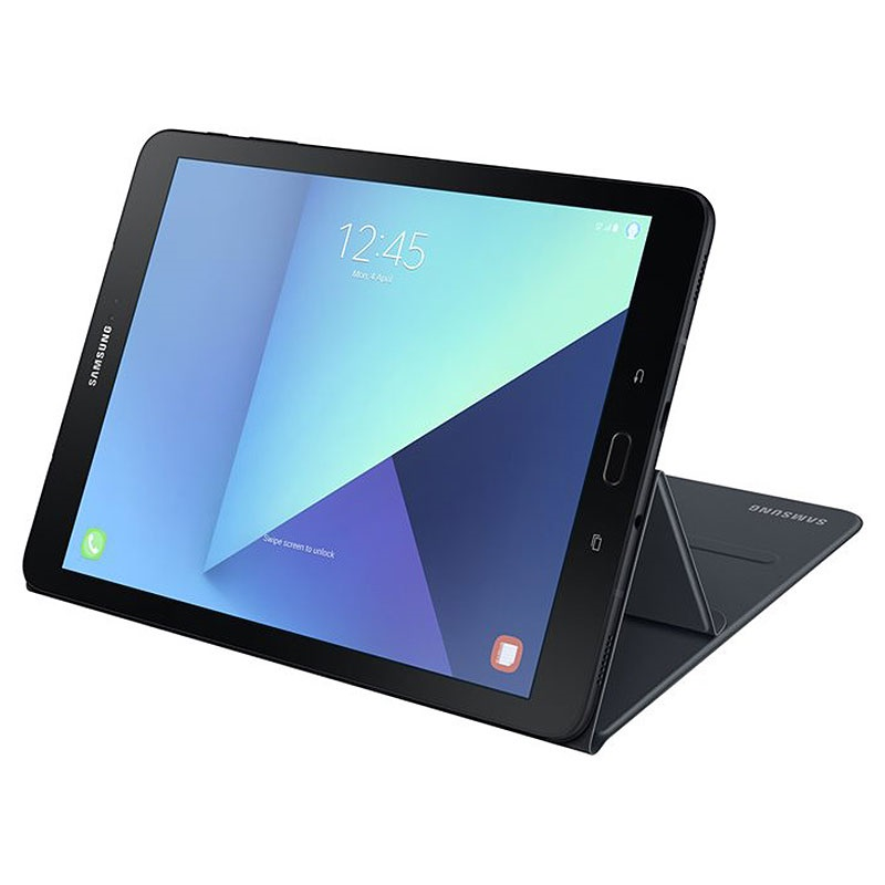 samsung funda book cover negro para galaxy tab 10.1