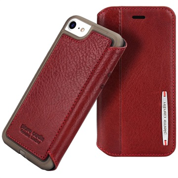 carcasa cuero iphone 8