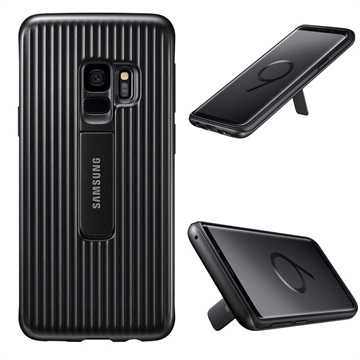 Carcasa Protective Standing Cover EF-RG960CBEGWW para Samsung Galaxy S9