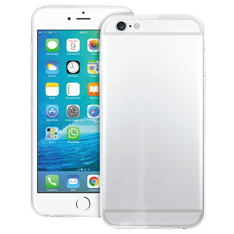 carcasa iphone 6s transparente