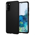 Carcasa para iPhone 11 Pro Max Spigen Liquid Air - Negro