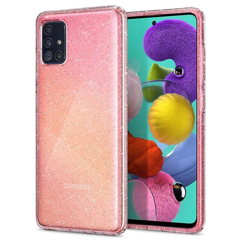 Funda iPhone 11 Pro Spigen Liquid Crystal Glitter - Cristal