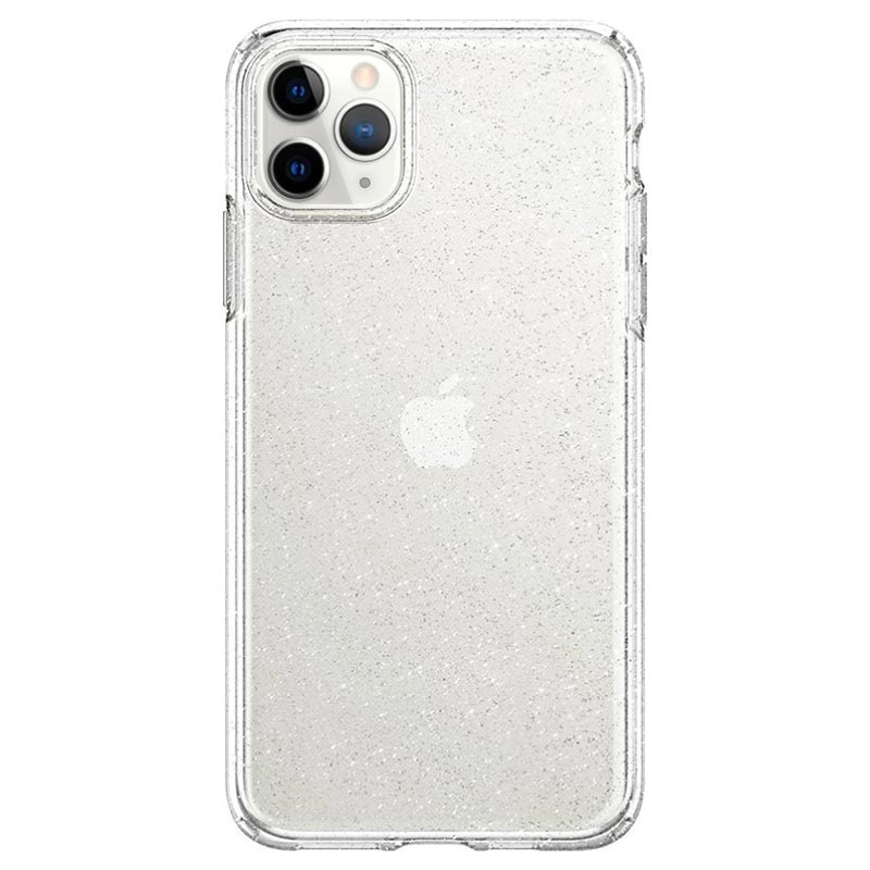 Spigen Liquid Crystal Glitter Funda iPhone 11 Pro MAX Flexible y