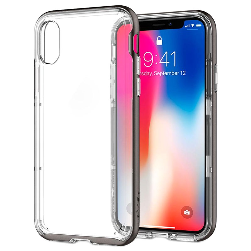 carcasas iphone x spigen