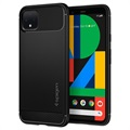 Spigen Rugged Armor Google Pixel 4 XL TPU Case - Black