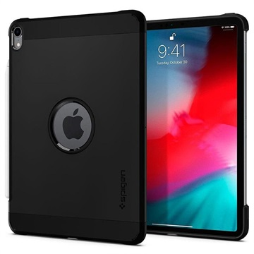 Spigen Tough Armor iPad Pro 11 Hybrid Case - Black