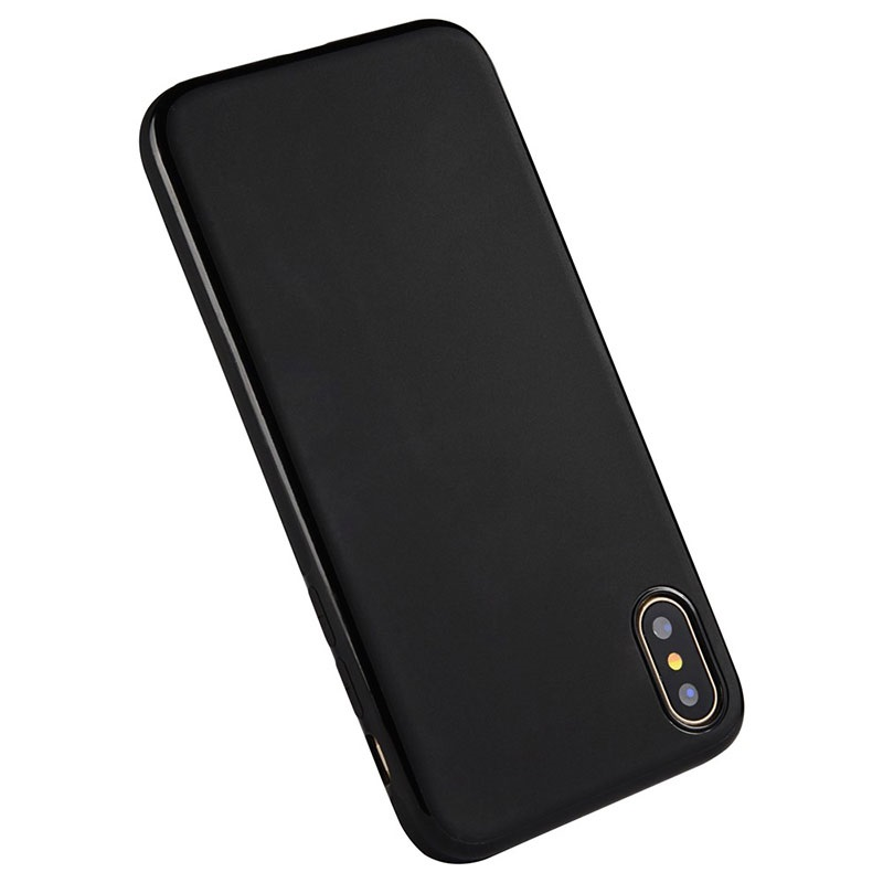 iPhone X / iPhone XS Sulada Slim Magnetic TPU Case