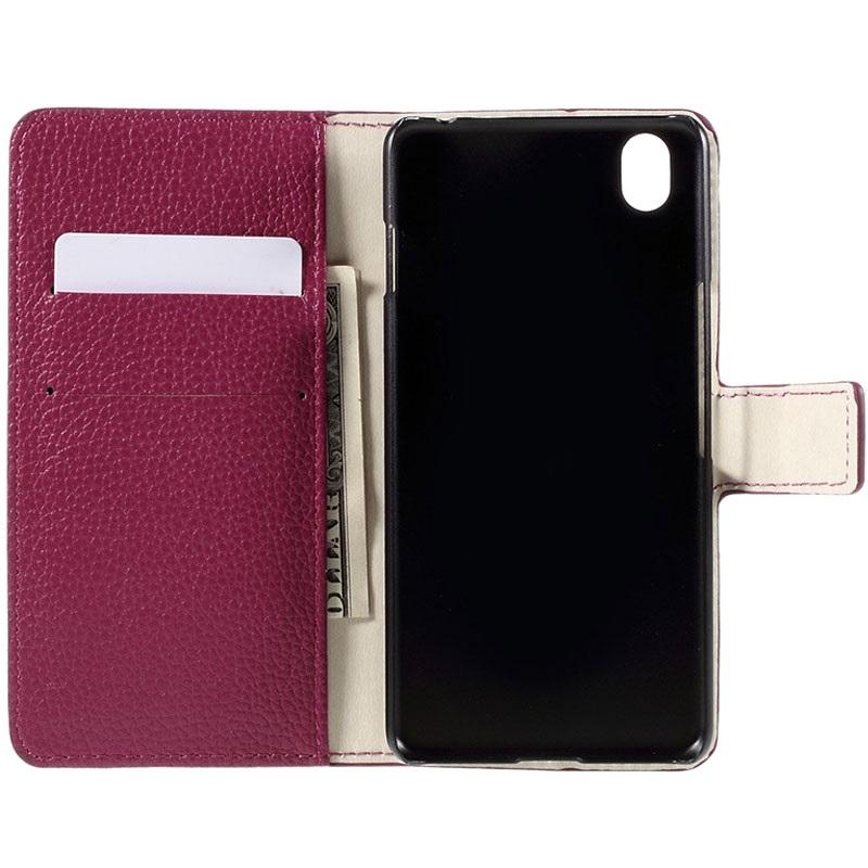 Funda con textura para oneplus x estilo cartera rosa - Fundas nordicas textura ...